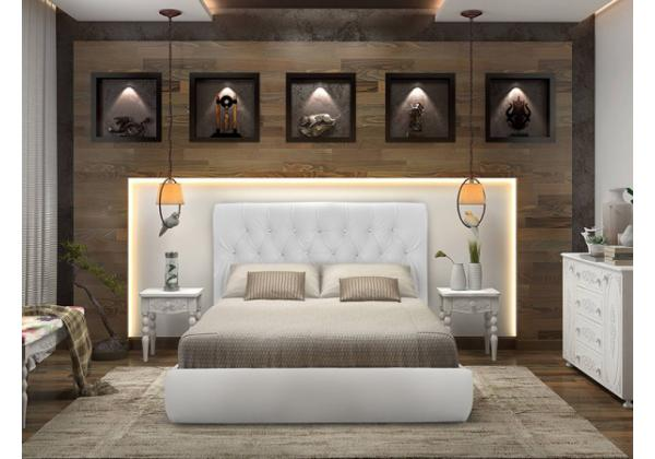 Кровать с подъемным механизмом №4 – фото 1