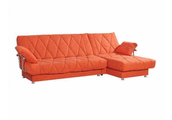 """Угловой диван  """"Сити-2"""" (независимый пружинный блок) – фото 1"""